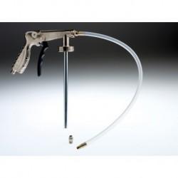 Pistolet pour antigravillon et corps creux