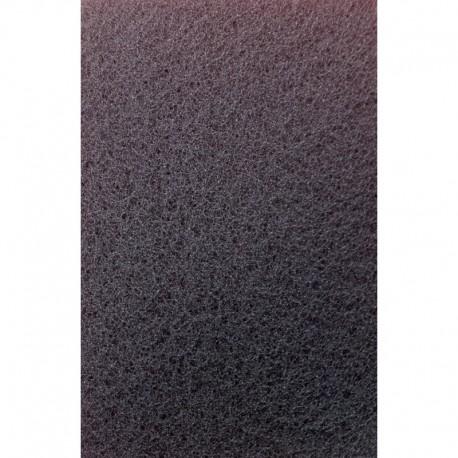 Tampon gris dépolissage 15 X 23cm