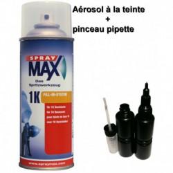 Aérosol spray max à la teinte 400ml 680070 + pinceau retouche