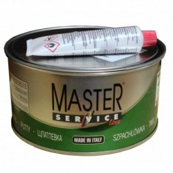Mastic polyester GOLD 2kg