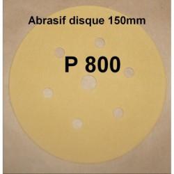 Abrasif disque P800