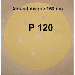 Abrasif disque P120