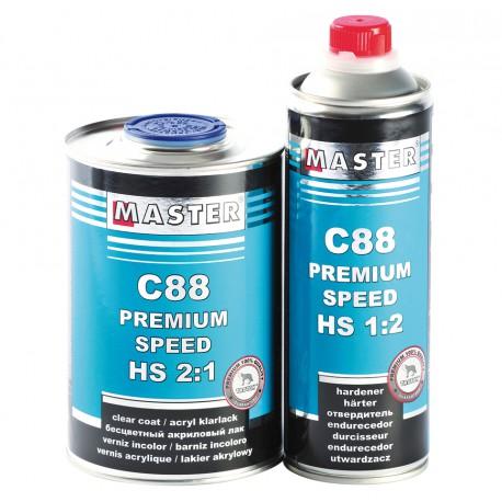 HS PREMIUM SPEED C88 – Vernis acrylique rapide 2:1