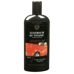 Lustreur au titane 500ml GOLD