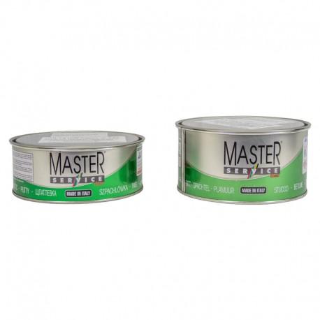 Mastic fibre 1.85kg DICHEM