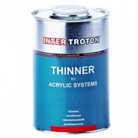 Diluant acrylique 1l