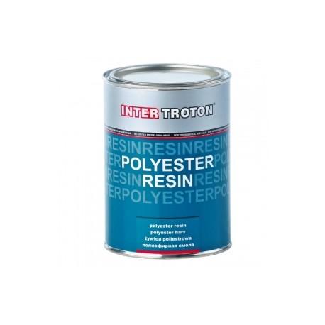 Résine polyester 5kg avec catalyseur
