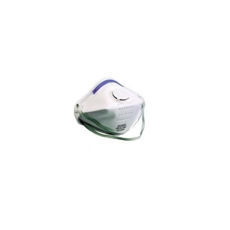 Masque jetable avec valve FPP3