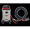 Aspirateur pour ponçeuse électrique ou pneumatique