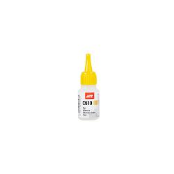 Colle cyanocrylate glue pour caoutchouc, matières plastiques et métal 20g