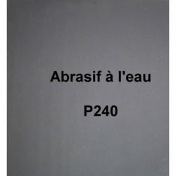 Abrasif P240