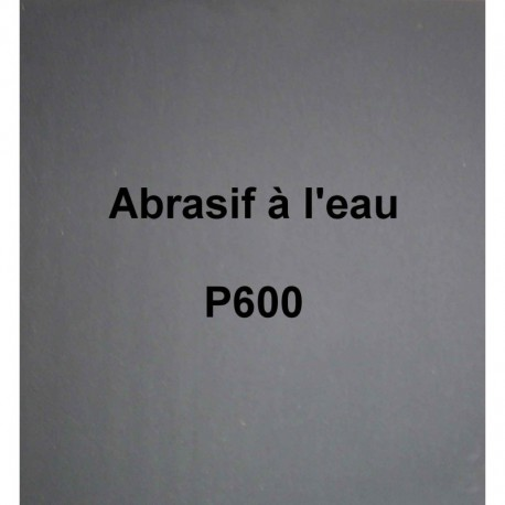 Abrasif P600