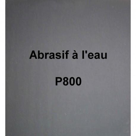 Abrasif P800
