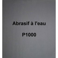 Abrasif P1000