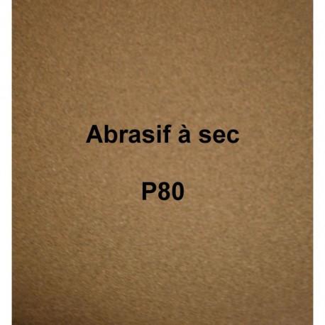 Abrasif P80