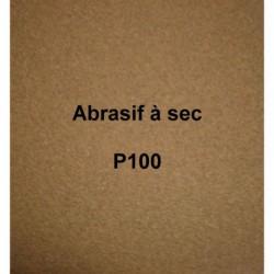Abrasif P100