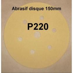 Abrasif disque P220