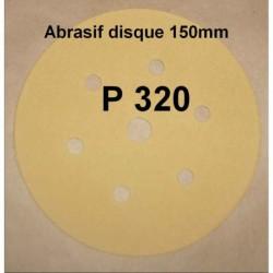 Abrasif disque P320