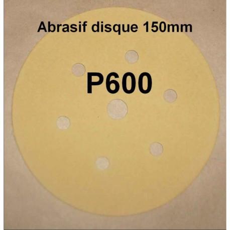 Abrasif disque P600