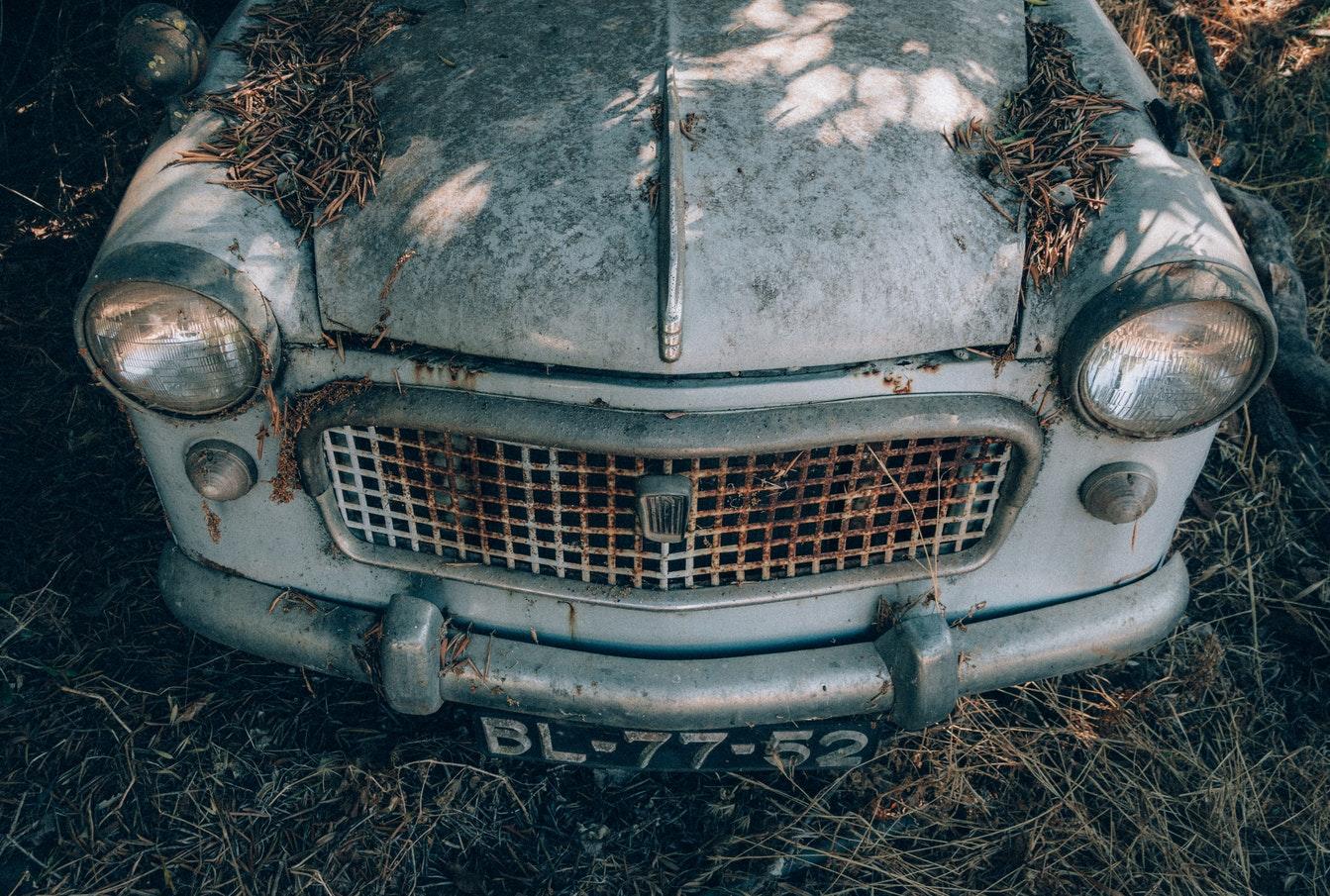 Faut-il restaurer la peinture de sa voiture avant de la revendre ?